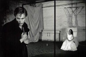 """1993 """"Der Sandmann"""" nach E.T.A.Hoffmann mit Martin Glade und Josefin Lössl"""