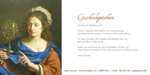 Astrologische Beratung, Geburtshoroskop, Astrologieausbildung, Anita Ferraris